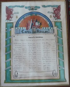 Adulam Bonymaen Roll of Honour__1s